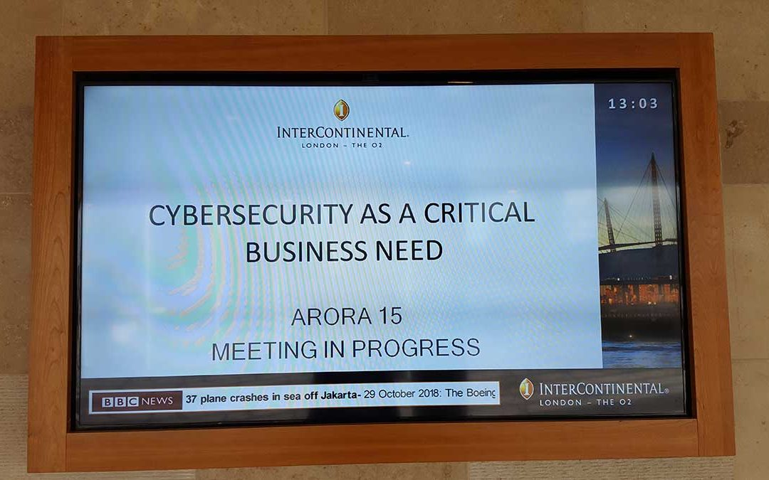 cybersecurity as a critical business need
